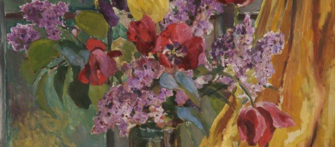 Waring, Lily Florence, 1877-1966; Spring Flowers