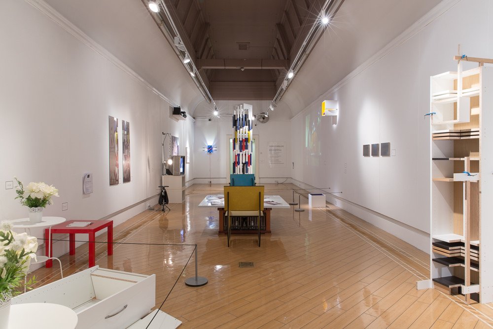 Gallery 4 at Warrington Museum & Art Gallery. Photo credit: Tim Bowditch