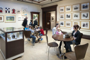 Wren Gallery at Warrington Museum & Art Gallery. Photo credit: Jim Varney