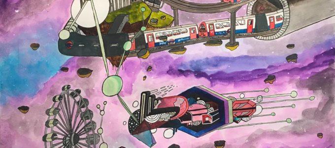 London 2067 by Joe Malley